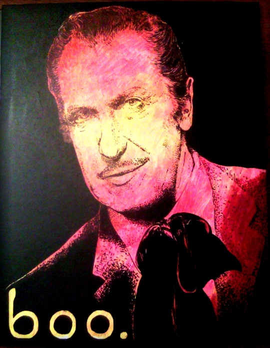 Vincent Price - Happy Halloween!